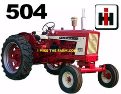 FARMALL 504 TEE SHIRT