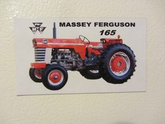 MASSEY FERGUSON 165 Fridge/toolbox magnet