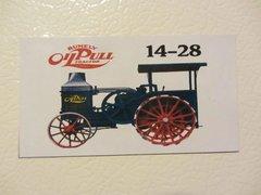 RUMELY 14-28 Fridge/toolbox magnet