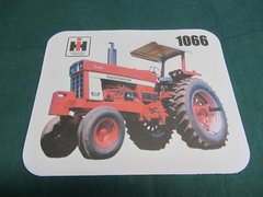 IH 1066 2 POST MOUSEPAD