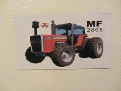 MASSEY FERGUSON 2805 Fridge/toolbox magnet