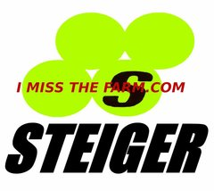 STEIGER TRACTORS LOGO SWEATSHIRT