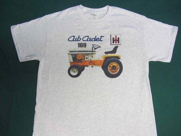 Cub Cadet 169 Garden Tractor : Cub cadet tee shirt tractor garden