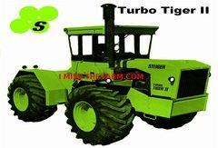 STEIGER TIGER II TEE SHIRT