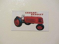 GRAHAM BRADLEY NF Fridge/toolbox magnet