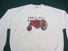 CASE SC Tractor Sweatshirt