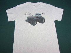 WHITE 2-155 FWD TEE SHIRT