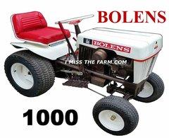 BOLENS 1000 TEE SHIRT
