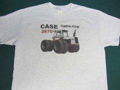 CASE 2670 TEE SHIRT
