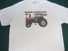MASSEY FERGUSON 3545 TEE SHIRT
