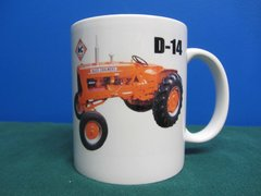 ALLIS CHALMERS D14 COFFEE MUG