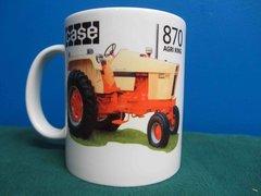 CASE 870 (open station) COFFEE MUG