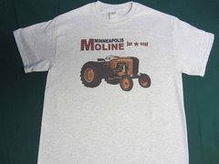 MINNEAPOLIS MOLINE JET STAR TEE SHIRT