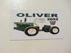 OLIVER 2655 Fridge/toolbox magnet