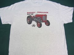 MASSEY FERGUSON 50 TEE SHIRT