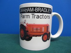GRAHAM BRADLEY WF COFFEE MUG