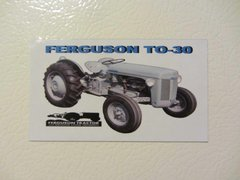 FERGUSON T0-30 Fridge/toolbox magnet