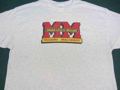 MINNEAPOLIS MOLINE LOGO TEE SHIRT