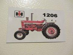 FARMALL 1206 (image #1) Fridge/toolbox magnet
