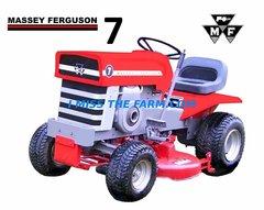 MASSEY FERGUSON 7 TEE SHIRT