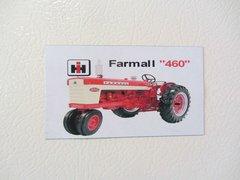 FARMALL 460 Fridge/toolbox magnet