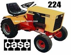 CASE 224 (SAND HOOD) TEE SHIRT