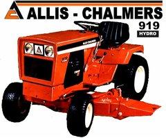 ALLIS CHALMERS 919 HYDRO TEE SHIRT