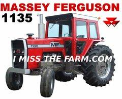 MASSEY FERGUSON 1135 TEE SHIRT