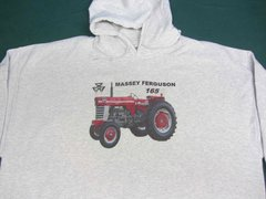 MASSEY FERGUSON 165 Hooded sweatshirt