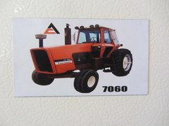 ALLIS CHALMERS 7060 Fridge/toolbox magnet