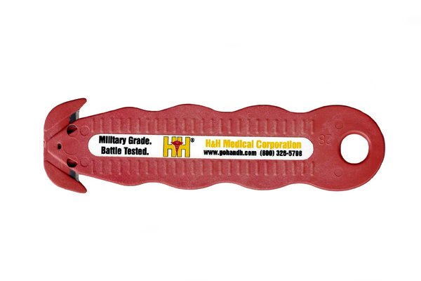 H&H Klever Kutter Safety Cutter, Red