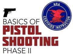 NRA Basics of Pistol Shooting - Phase 2