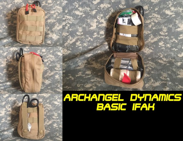 Archangel Dynamics IFAK