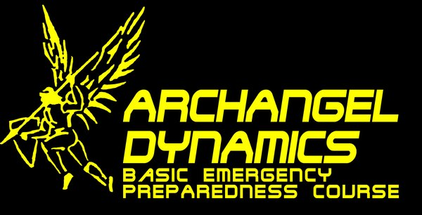 Archangel Dynamics Basic Emergency Preparedness Course