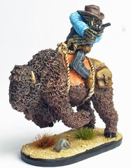 Mounted Cowboy Orc 7 - Sundance Squarepants Dawe