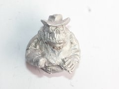 Wild West Cowboy Orc 6 Mounted Body