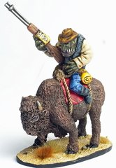 Mounted Cowboy Orc 4 - Francis Deadeye Poole