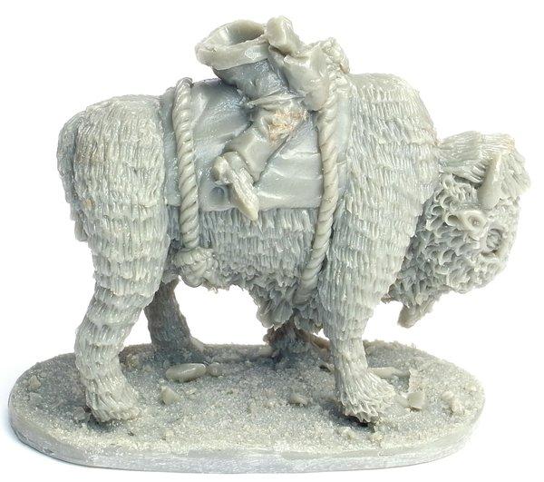 Cowboy Orc Bison 1
