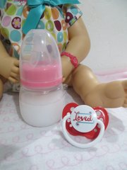 Baby Alive Bottle and My Baby Alive Pacifier Loved Set - Magnetic