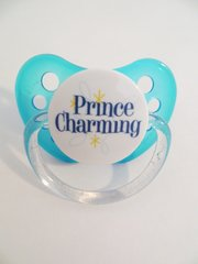 1 Reborn Baby Doll Magnetic Pacifier Boy Prince Charming Design with Magnet Kit
