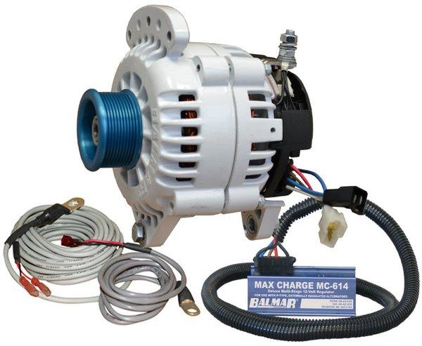 Balmar 6-series Alternator   Mc-614 Yanmar Kit