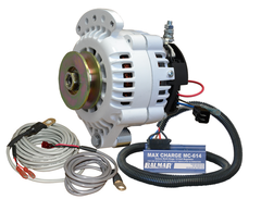 Balmar 6-Series Alternator + MC-614 & Temp Sensors - Starting At: