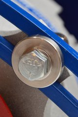 CMI Heavy Duty Alternator Adjuster Arm GRIP-IT Washer