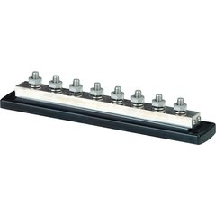 "Blue Sea Heavy Duty 600A Busbar 8 X 3/8"" Studs"