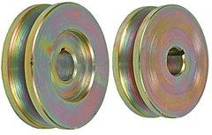 """8MR Leece-Neville/Motorola Billet Machined 5/8"""" ID X 3/8"""" Belt Pulley"""