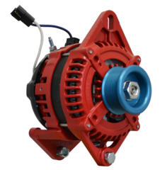 Balmar AT-165-Series Alternator - Yanmar Fit