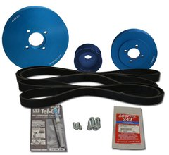 Westerbeke Fit - Balmar Serpentine Pulley Kits