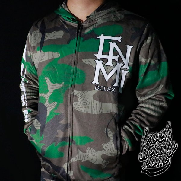 MAGAS (Floral Camo) Hoodie