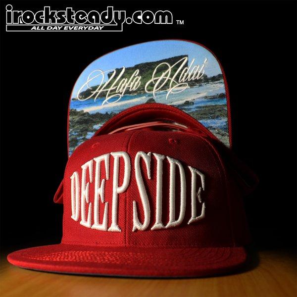 DEEPSIDE (FORBIDDEN) Snapback