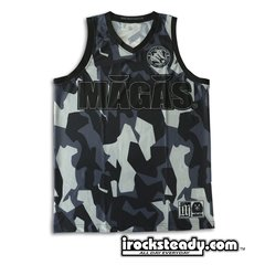 MAGAS (FIGHTER CAMO) Jersey